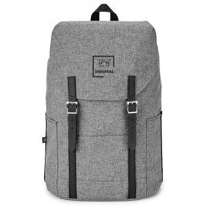 Ashbury Aqua Flip-Top Backpack